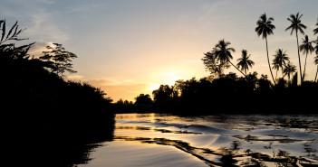 June 2015: Destination Abroad: Borneo - Klias River