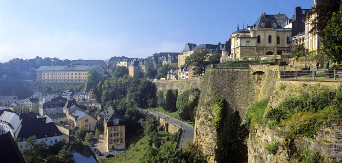 October 2015 - Destination Abroad: Luxembourg - Issue 244
