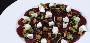 January 2016 - Cookery - Issue 247 - Beetroot & Goat's Cheese Salad