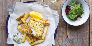 February 2016 - Cookery - Issue 248 - Baked Fish and Chips