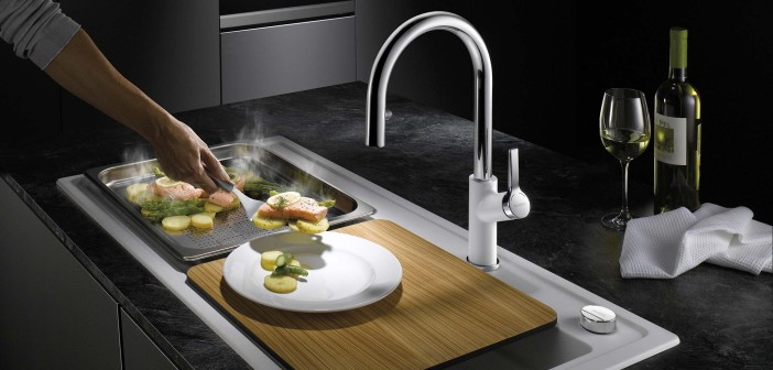 April 2016 - Sinks, Taps & Dishwashers - Issue 250