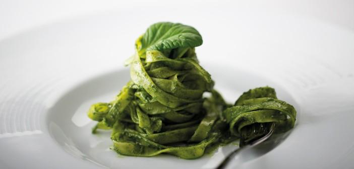 May 2016 - Cookery - Antonio's Almond & Rocket Pesto - Issue 251