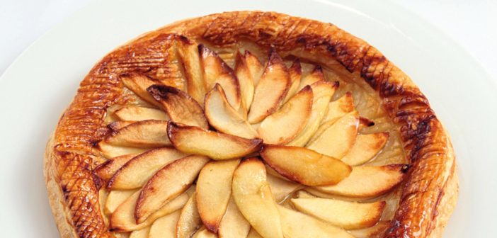 June 2016 - Cookery - Apple Galette - Issue 252