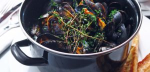 June 2016 - Cookery - Traditional Mussels - Issue 252