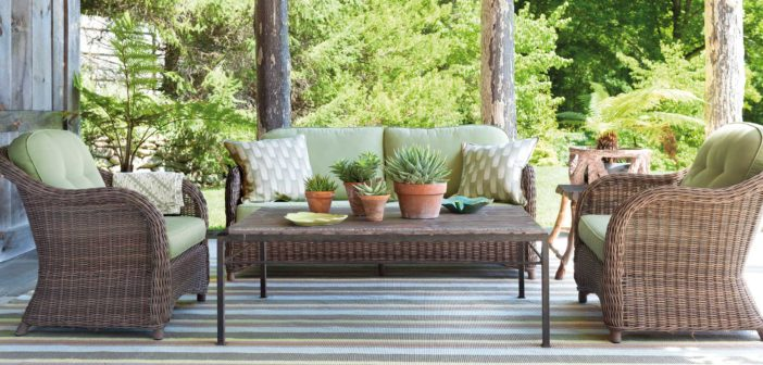 July 2016 - Outdoor Rooms - Issue 253