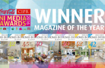Ireland's Homes Interiors & Living Magazine wins CIPR Magazine of the Year 2016