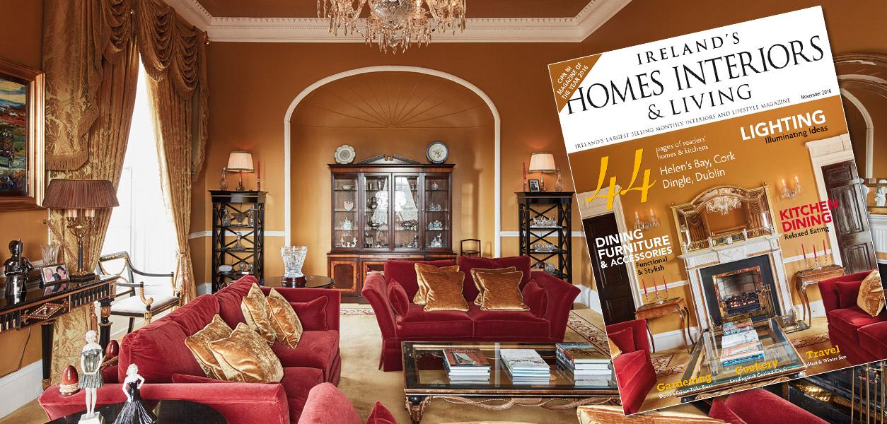 november 2016 issue 257 ireland s homes interiors living magazine