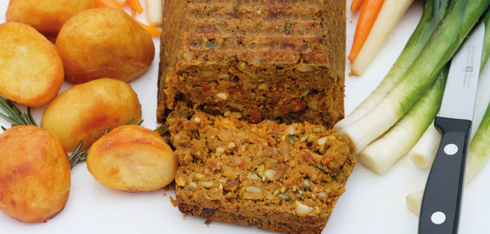 December 2016 - Cookery - Nut Roast