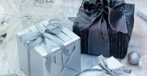 Giftwrapped by Jane Means - December 2016 - Issue 258