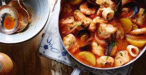 January 2017 - Cookery - Seafood Stew - Issue 259