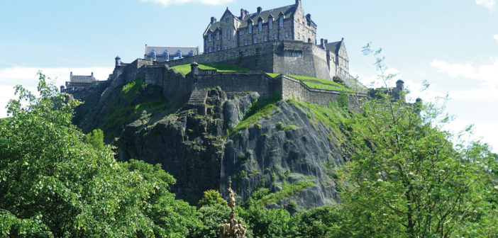 Destination UK: Edinburgh - January 2017 - Issue 259