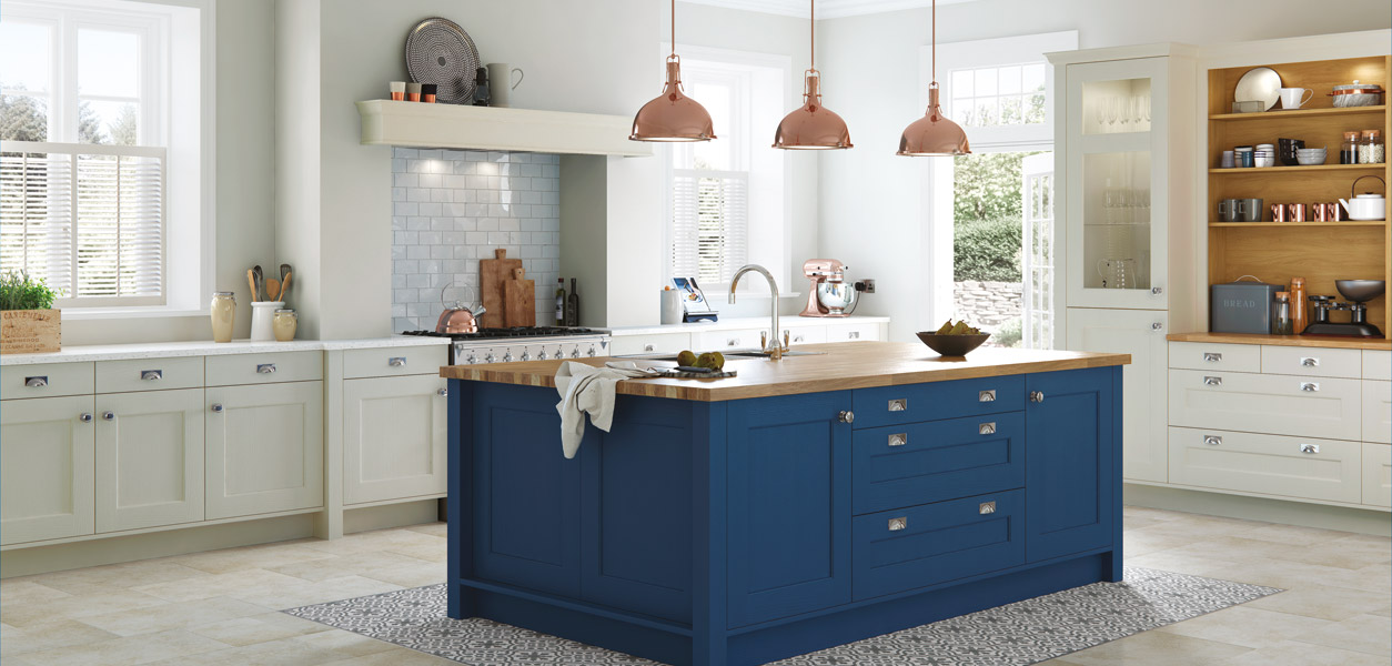 Coloured Kitchens   June 2017   Issue 264