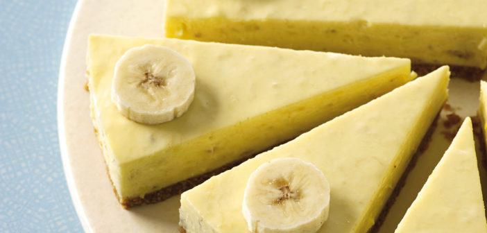 Cookery - Fridge-set Banana Cheesecake - Issue 269