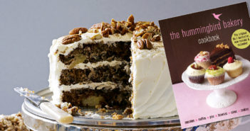 The Hummingbird Bakery Cookbook - Cookery - November 2017 - Issue 269