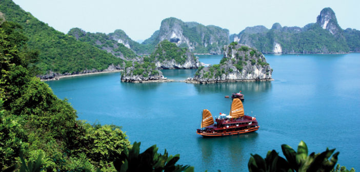 Destination Abroad: Vietnam - January 2018 - Issue 271