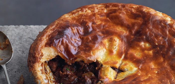 Cookery - Beef and Ale Pie with Chorizo - Issue 272