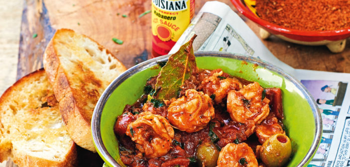 Cookery - Creole-Style Shrimp - Issue 274