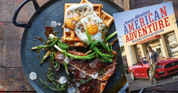 James Martin's American Adventure: Cookery - April 2018 - Issue 274