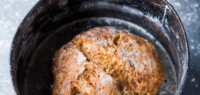 Cookery - Bacon and Cheese Soda Bread - Issue 275