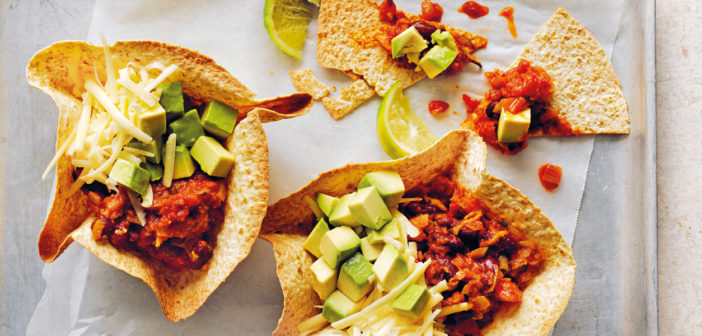 Cookery - Nacho Bowls - Issue 276