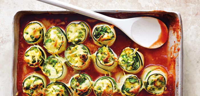 Cookery - Ricotta And Courgette Cannelloni - Issue 276