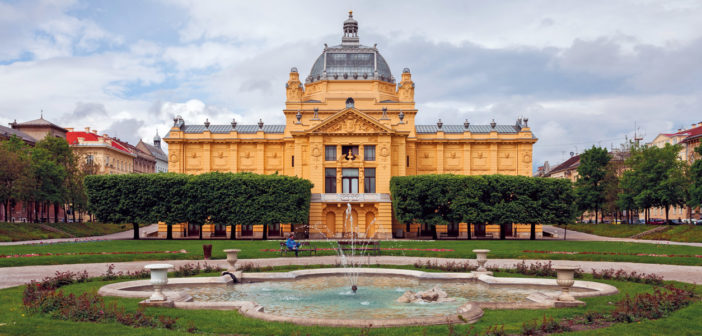 Destination Abroad: Zagreb - June 2018 - Issue 276
