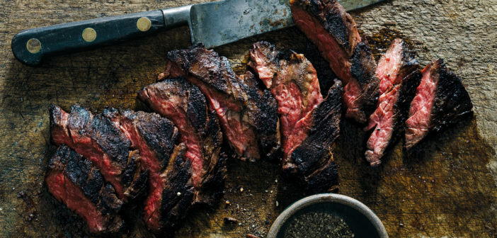 Cookery - Korean BBQ Skirt Steak - Issue 277