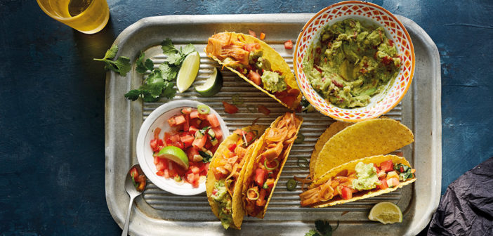 Cookery - Jackfruit Tacos - Issue 278