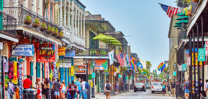 Destination Abroad: American South - August 2018 - Issue 278