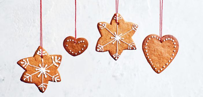 Cookery - Swedish Ginger Biscuits - Issue 282