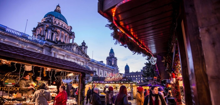 Destination Ireland: Christmas in Ireland - December 2018 - Issue 282
