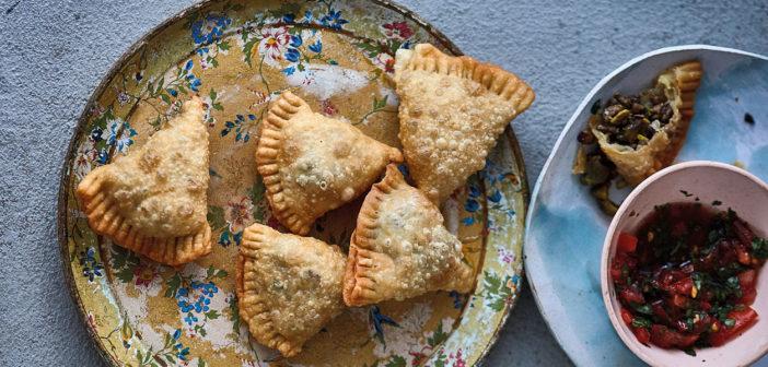 Cookery - Pista Samosa - Issue 283