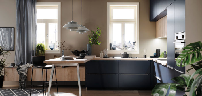 Blue Kitchens - June 2019 - Issue 288