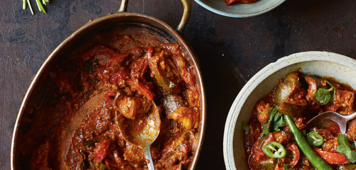 September 2019 - Cookery - Curry House Jalfrezi - Issue 291