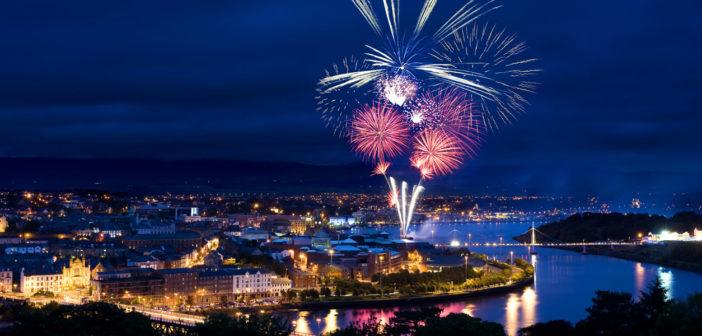Destination Ireland: Derry~Londonderry - October 2019 - Issue 292