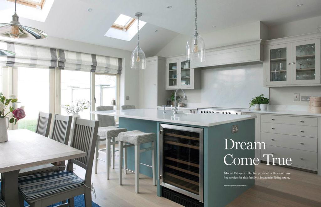 Reader kitchen