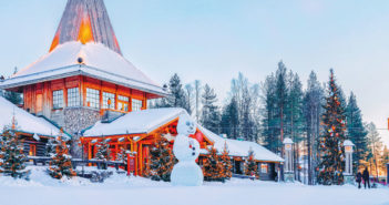 Destination Abroad: Lapland - December 2019 - Issue 294