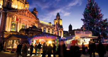 Destination Ireland: Belfast - December 2019 - Issue 294