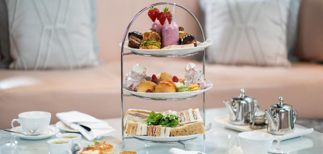 Fitzwilliam Hotel Afternoon Tea