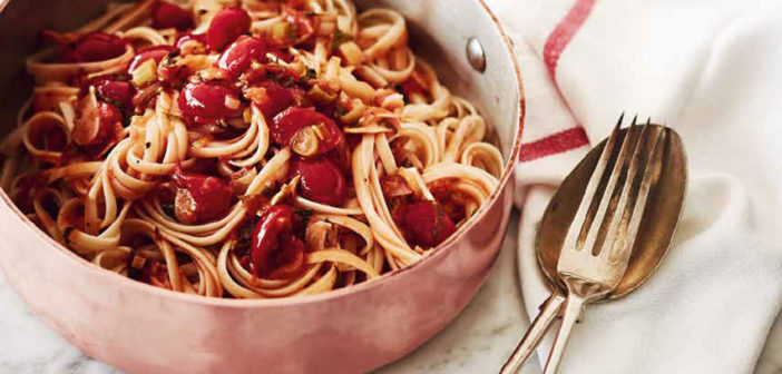 March 2020 - Cookery - Spicy Mediterranean Linguini - Issue 297