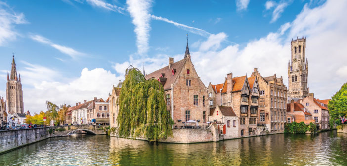 Destination City Break: Bruges - April 2020 - Issue 298