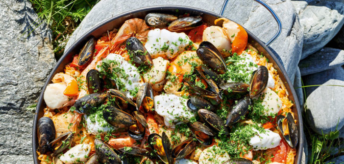 May 2020 - Cookery - Shetland's Paella - Issue 299