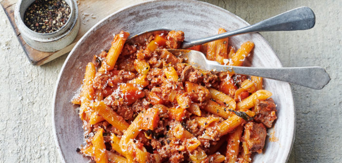 May 2020 - Cookery - Welsh Lamb Ragout With Penne - Issue 299