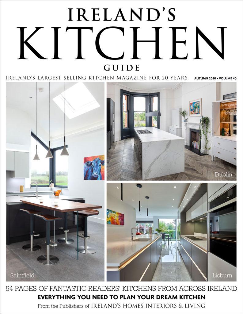 Ireland's Kitchen Guide Vol40