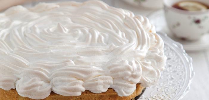 'To Die For' Lemon Meringue Pie