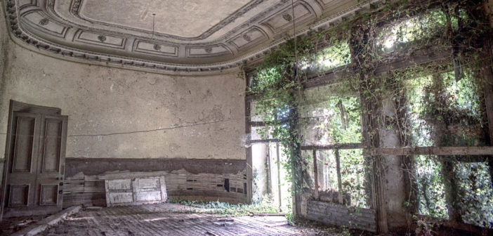 Abandoned - June 2021 - Issue 310