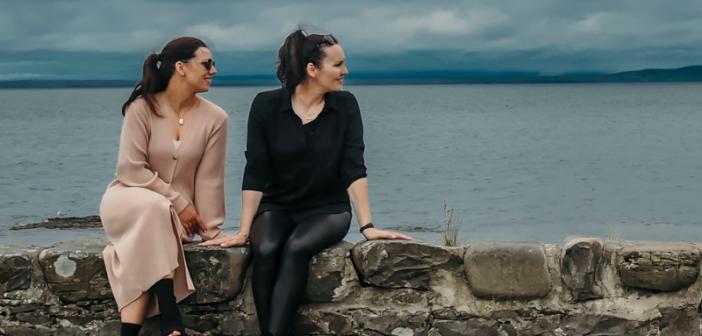 Ailisih Connolly and Liz Greehy
