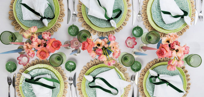 Tablescapes - July 2021 - Issue 311