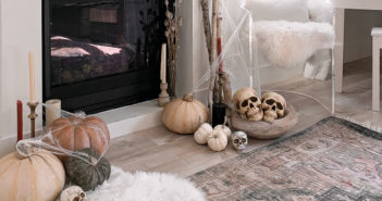 Halloween décor - October 2021 - Issue 314