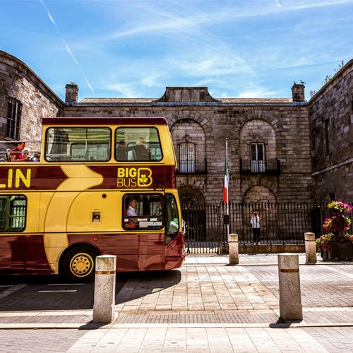 Big Bus Tours at Open House Festival Dublin